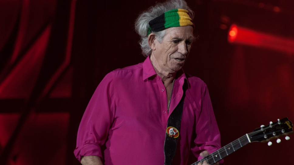 MenMagazine Keith Richards