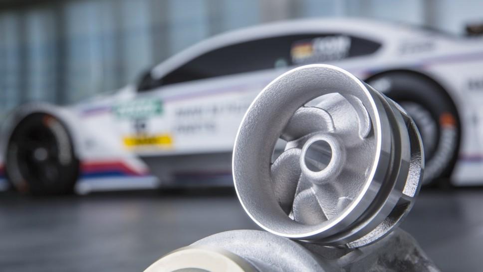 BMW swietuje 25 rocznice druku 3D