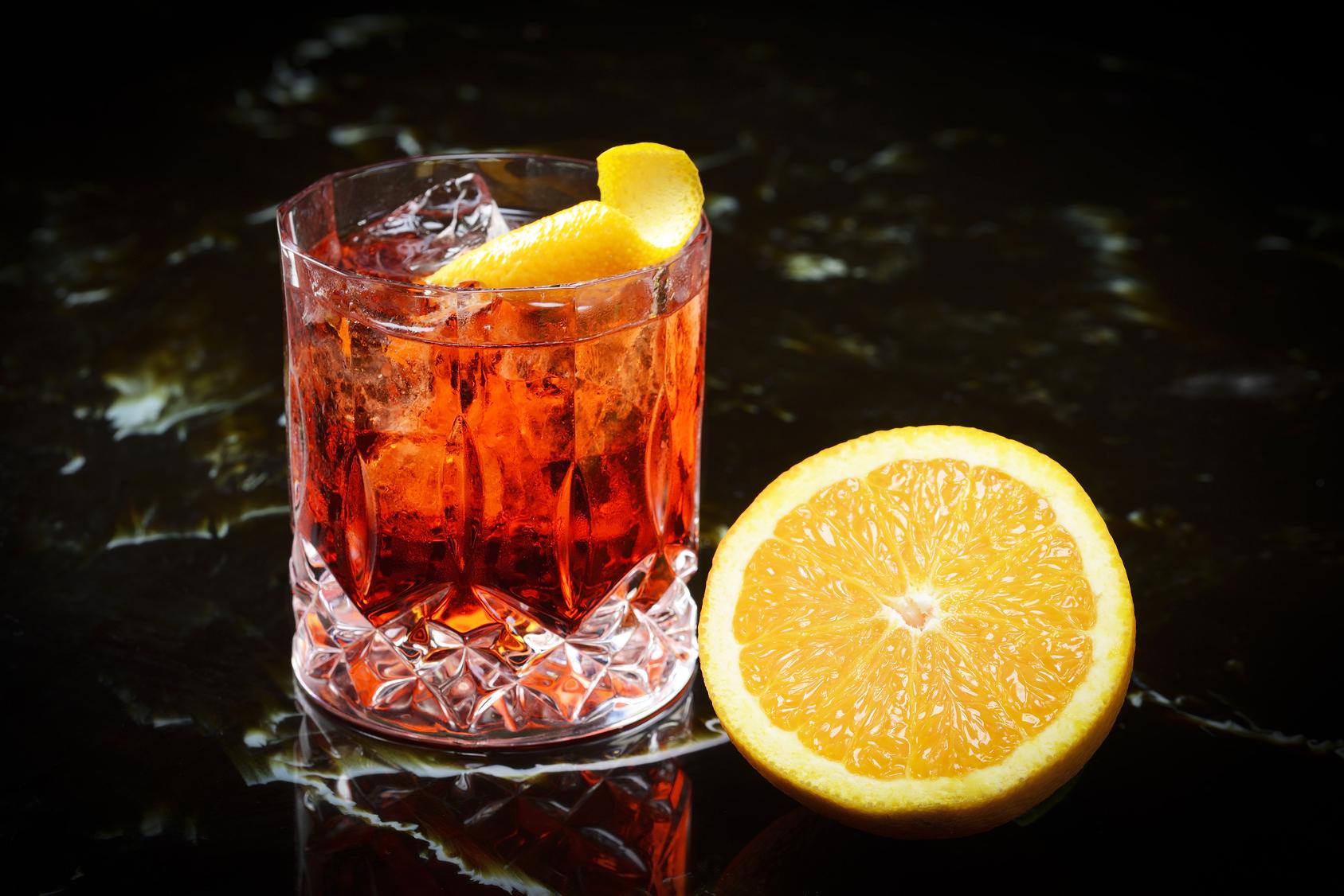 DRINK NADZIŚ: NEGRONI