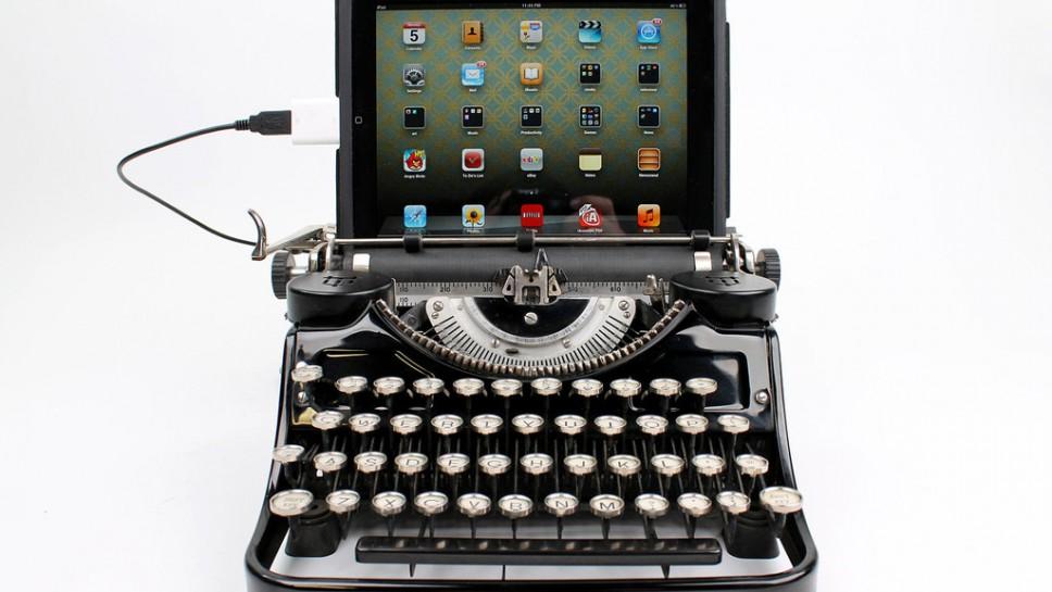 USB Typewriter główne