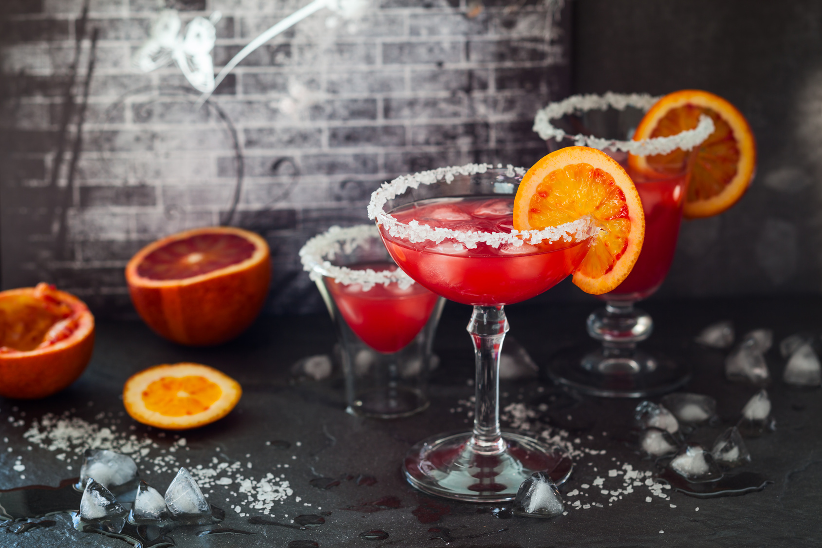DRINK NA DZIŚ: BLOOD ORANGE MARGARITA