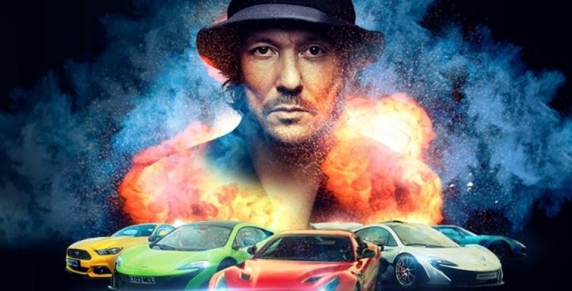 Dźwięki czterech kół wutworze Smolika dla Top Gear