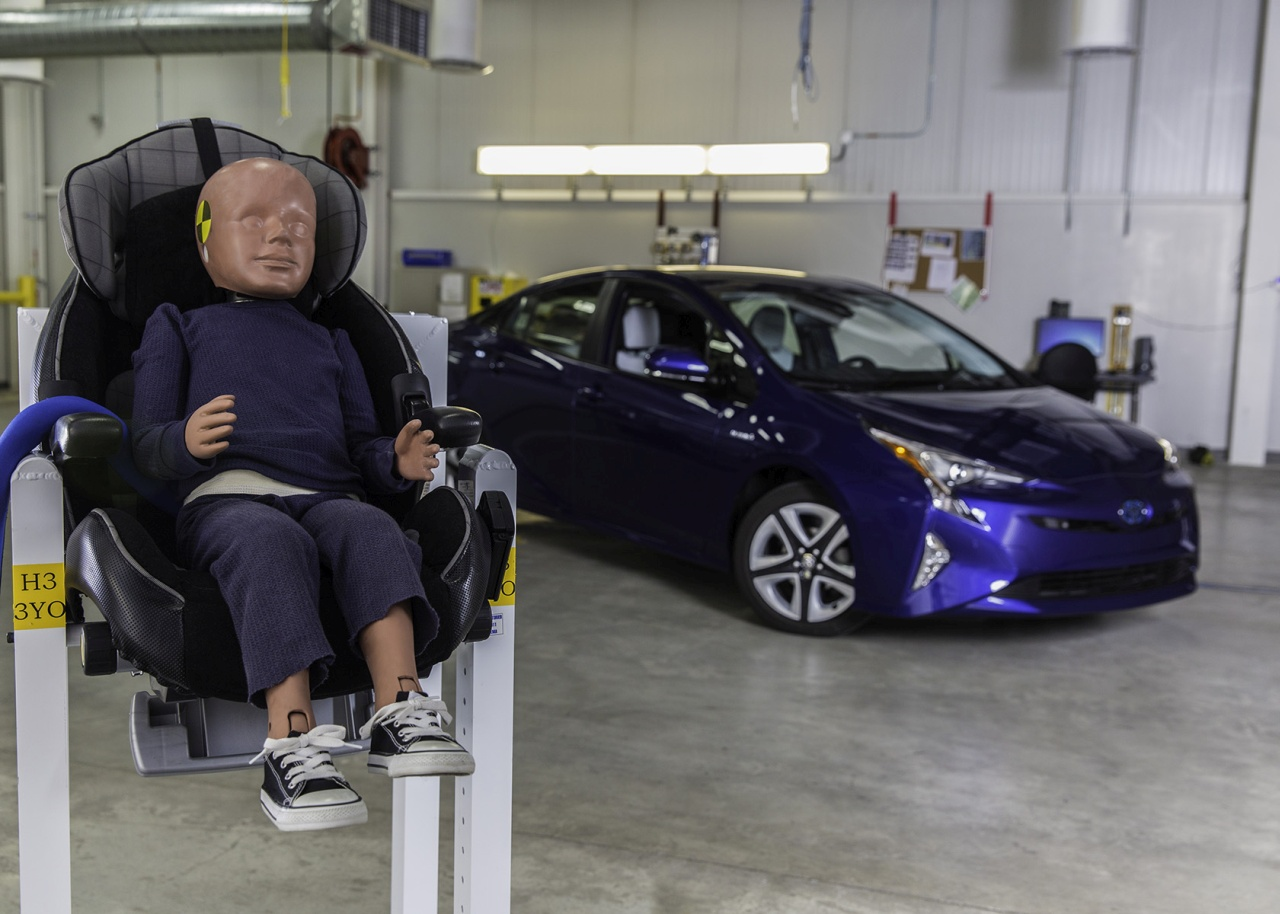 Toyota- najlepszy wybór, jeśli szukasz samochodu dla rodziny