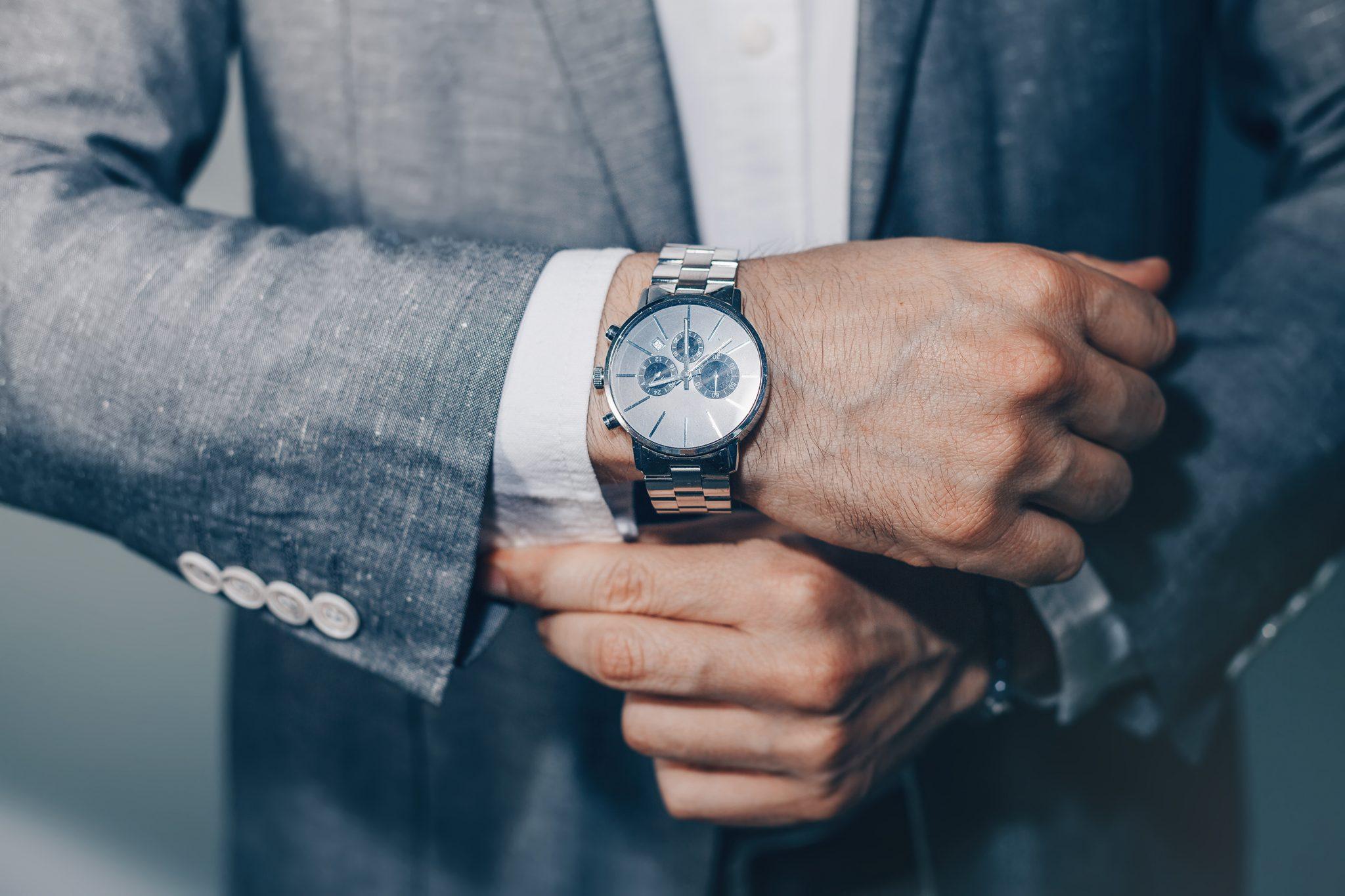Prawdziwie męski zegarek, jaki model wybrać?