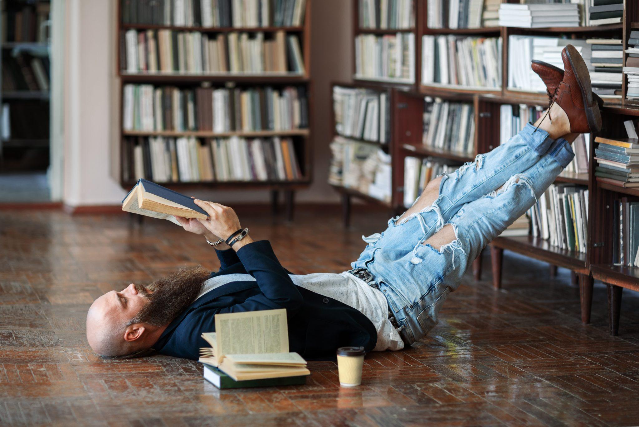 Propozycje książek dla mężczyzn
