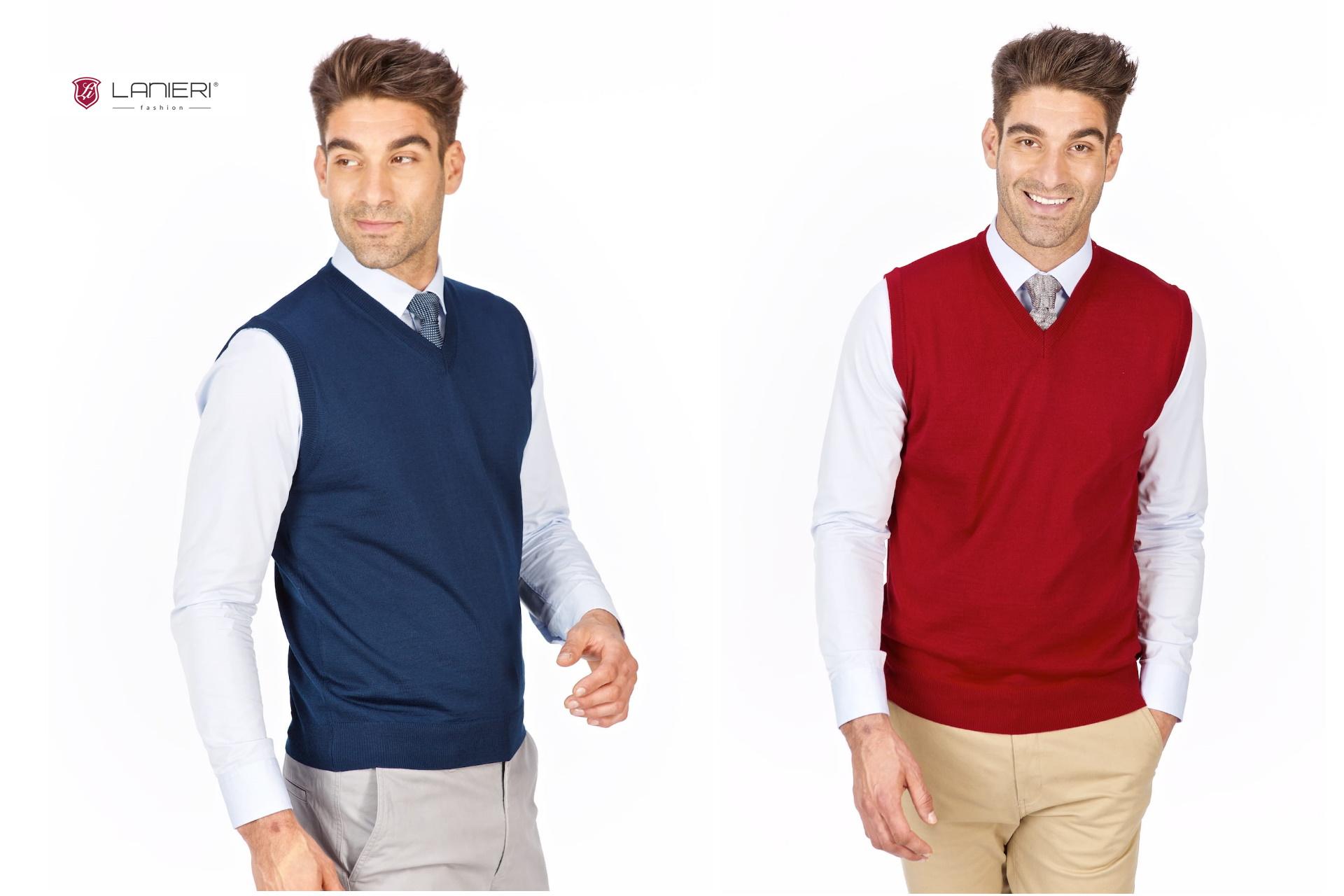 Stylowe pulowery wizytówką eleganckiego mężczyzny!